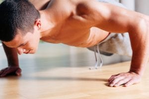20 Minute Bodyweight Workout for Size and Strength