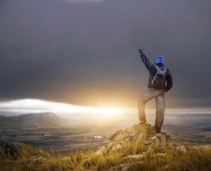 THE 5 STEPS TO GETTING BACK ON TRACK