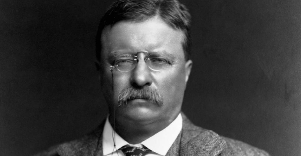 How to Deal With Sorrow Like Theodore Roosevelt