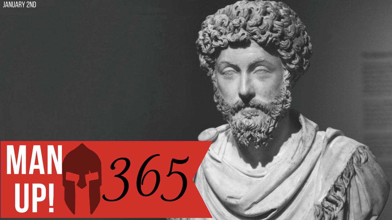 MAN UP! 365 – MAKE YOURSELF A MAN