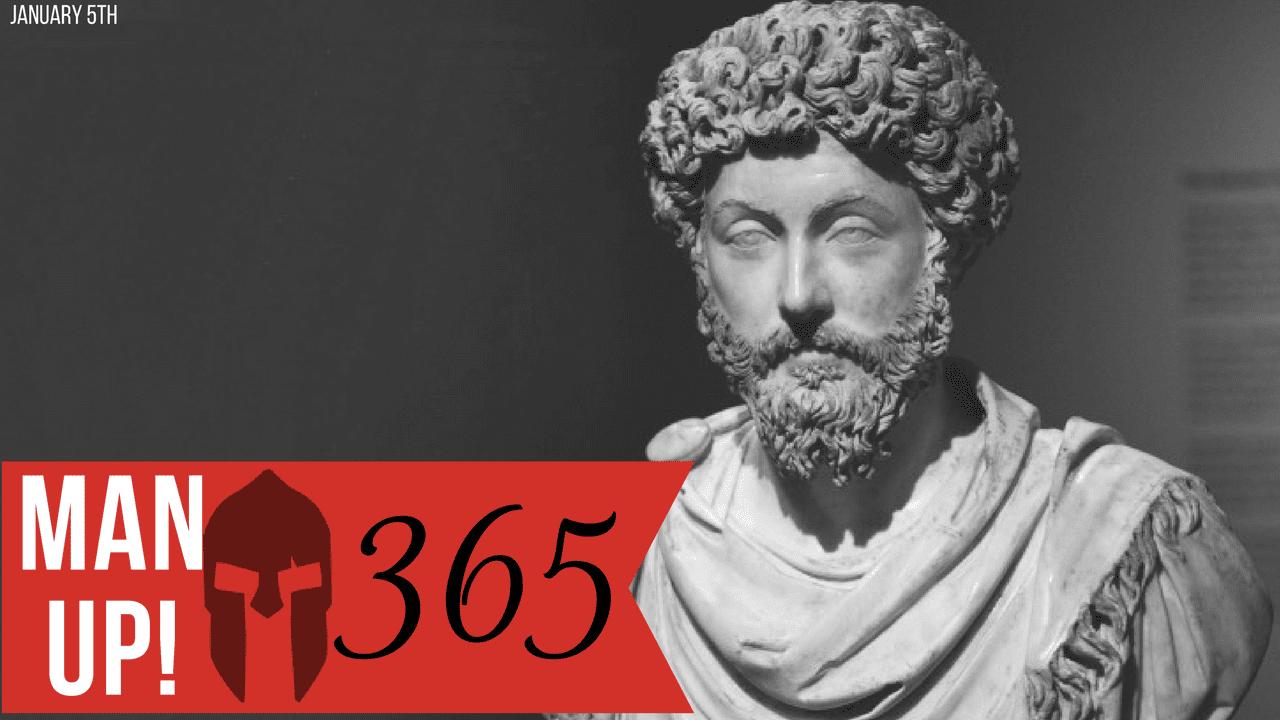 MAN UP! 365 – DON'T RUN FROM ADVERSITY