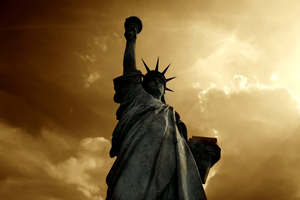 The Death of Liberty as We Know It