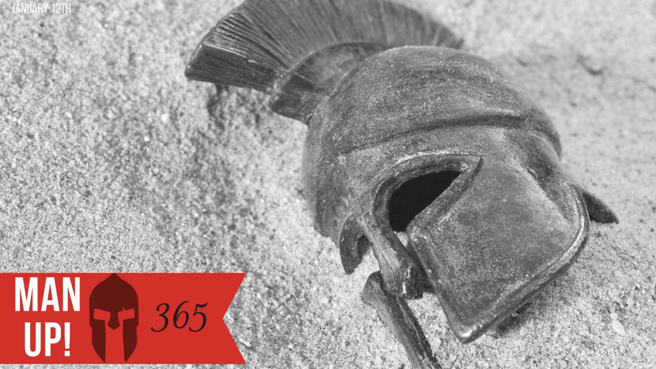 MAN UP! 365 – MASTER THY SELF