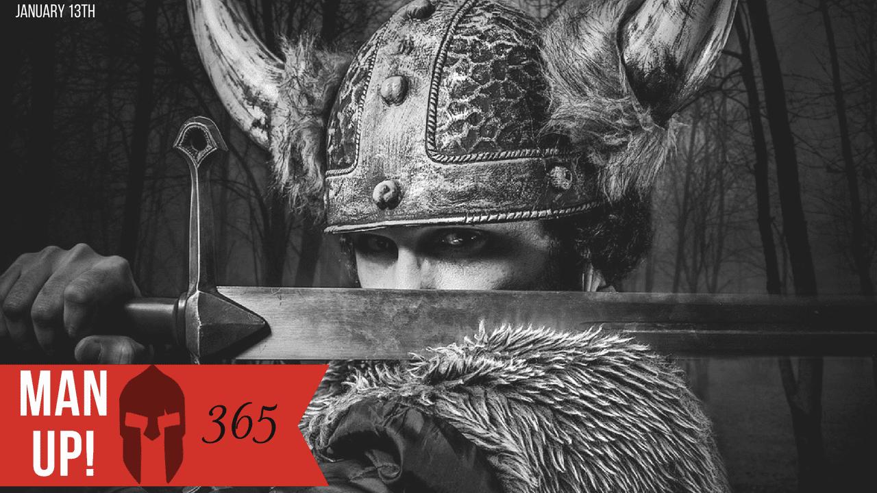 MAN UP! 365 – KEEP AN UNTROUBLED SPIRIT