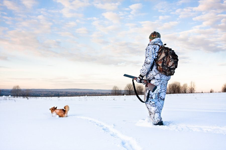 5 WAYS TO BECOME A BETTER MAN IN THE WINTER
