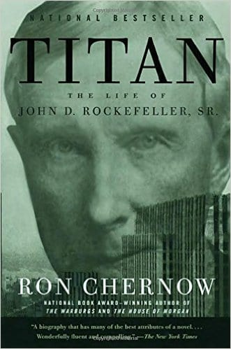 avoid mediocity - life of john rockefeller