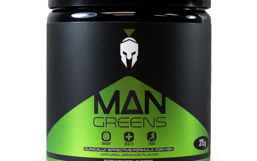 How to Increase Testosterone, Boost Libido, Get Healthier, and Have More Energy with MAN GREENS